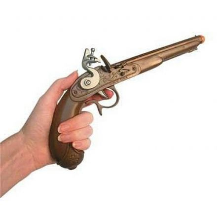 Pirate Plastic Toy Pistol